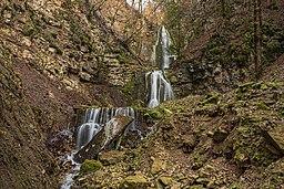 Boller Wasserfall - Bonndorf im Schwarzwald