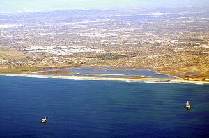 Bolsa Chica Ecological Reserve - Bolsa Chica Ecological Reserve and Bolsa Chica State Beach