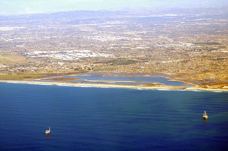 Bolsa Chica State Beach. Photo by D. Ramey Logan.