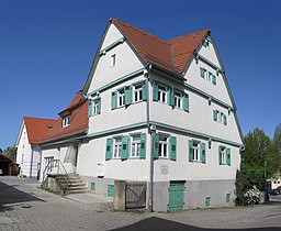 Oberdorfstraße in Filderstadt