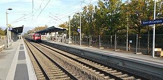 Bonn UN Campus station