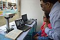 Book Scanning - Wikipedia Stall - Greater Behala Book Fair - Calcutta Blind School Grounds - Kolkata 2015-12-12 7915.JPG