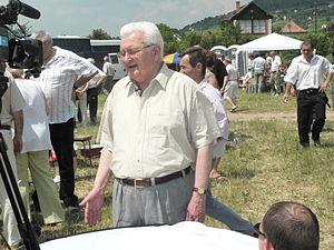 Péter Boross - Péter Boross in 2006