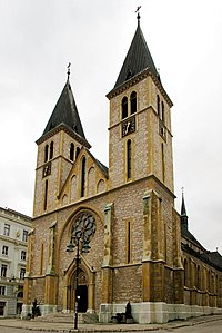 Bosnien catholic church in Sarajevo-2.jpg