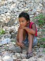 Boy sitting on rocks, Guatemala.jpg