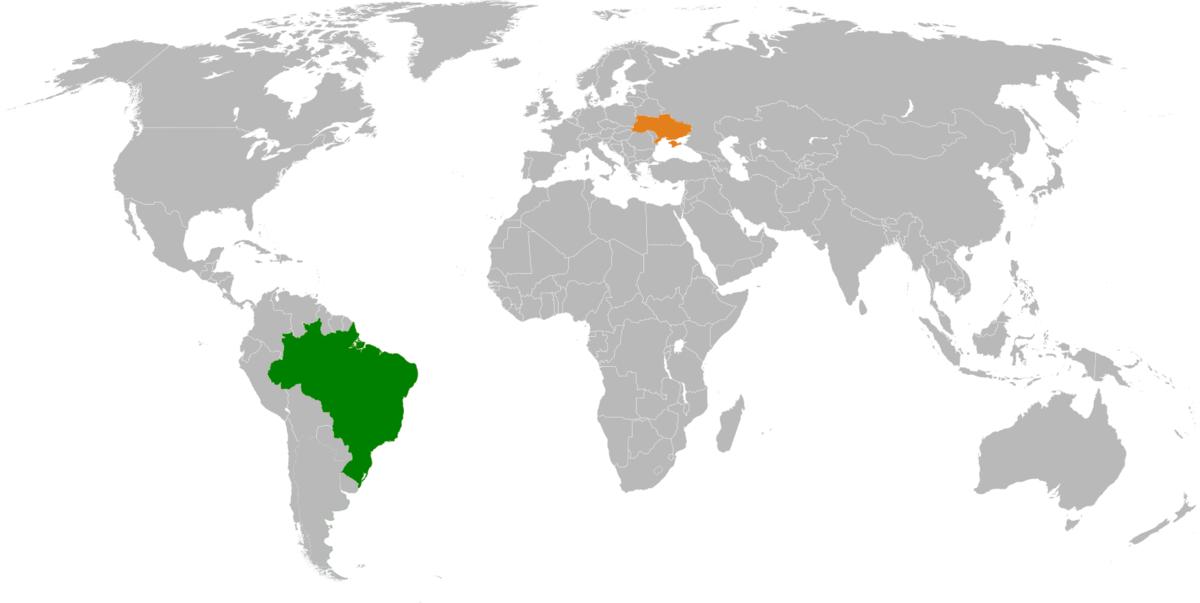 Brazil Ukraine Relations Wikipedia