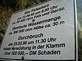 Breitachklamm, Tafel Felssturz 2009-09.jpg