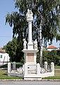 Breitenbrunn - Pestsäule, Kirchengasse.JPG