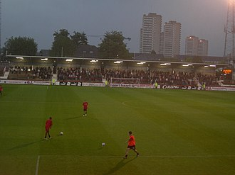London Broncos - Griffin Park