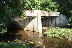 Bridge in Franconia Township.JPG