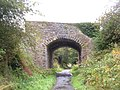 Bridge over the Old Scarborough to Whitby Railway - geograph.org.uk - 1473305.jpg