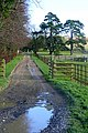 Bridleway past New Farm - geograph.org.uk - 1149648.jpg