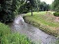 Brissay-Choigny rivière entrée Ouest (vue du pont) 1.jpg