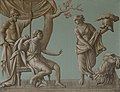 British (English) School - Achilles Receiving New Armour from His Mother, Thetis, which Hephaestus (Vulcan) Had Made at Her Entreaty - 108783 - National Trust.jpg