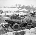 British 75 mm mountain howitzer Italy Feb 1945 IWM NA 22051.jpg