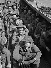 British LCA commandos
