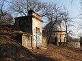 Brno, Kraví hora, hvězdárna, vodojem a severní kupole.jpg