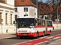 Brno, Mendlovo náměstí, Karosa B 941 E č. 2350 (01).jpg