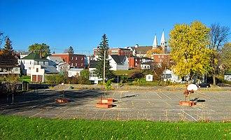 Brompton, Quebec - Image: Brompton panoramio (3)