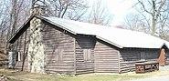 Bronxville boy scout cabin