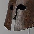 Bronze helmet of South Italian-Corinthian type MET DP105647.jpg