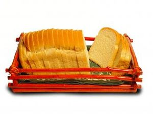 Sliced bread - Image: Brood