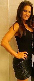 Brooke Tessmacher American professional wrestler