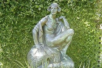 Paul Fjelde - Image: Brookgreen Gardens Sculpture 8