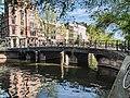 Brug 20, Anton Jolingbrug, in de Leliegracht over de Herengracht foto 2.jpg