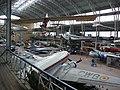 Brussel Koninklijk Legermuseum Luchtvaarthal.JPG