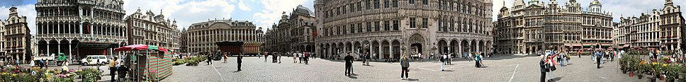 Brussel grote markt 360