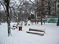 Bucuresti, Romania. PARCUL GRADINA ICOANEI. Peisaj de iarna. (B-II-a-B-18301).jpg