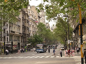 Avenida de Mayo - May Avenue