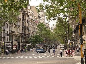 Avenida de Mayo - May Avenue