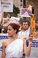 Buenos Aires - 2008 Summer Olympics torch relay - 20080411-6.jpg