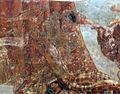 Buffalmacco, trionfo della morte, diavoli 07.jpg