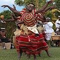 Buganda traditional dance in Central Uganda.jpg