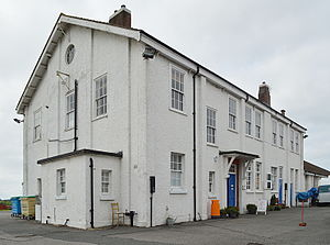 Grade II* listed buildings in Rushmoor - Image: Building G1