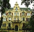 Building in historicist style in 10555 Berlin-Hansaviertel, Cuxhavener Straße 14.jpg