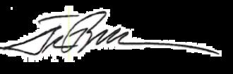 Steve Bullock (American politician) - Image: Bullock sig