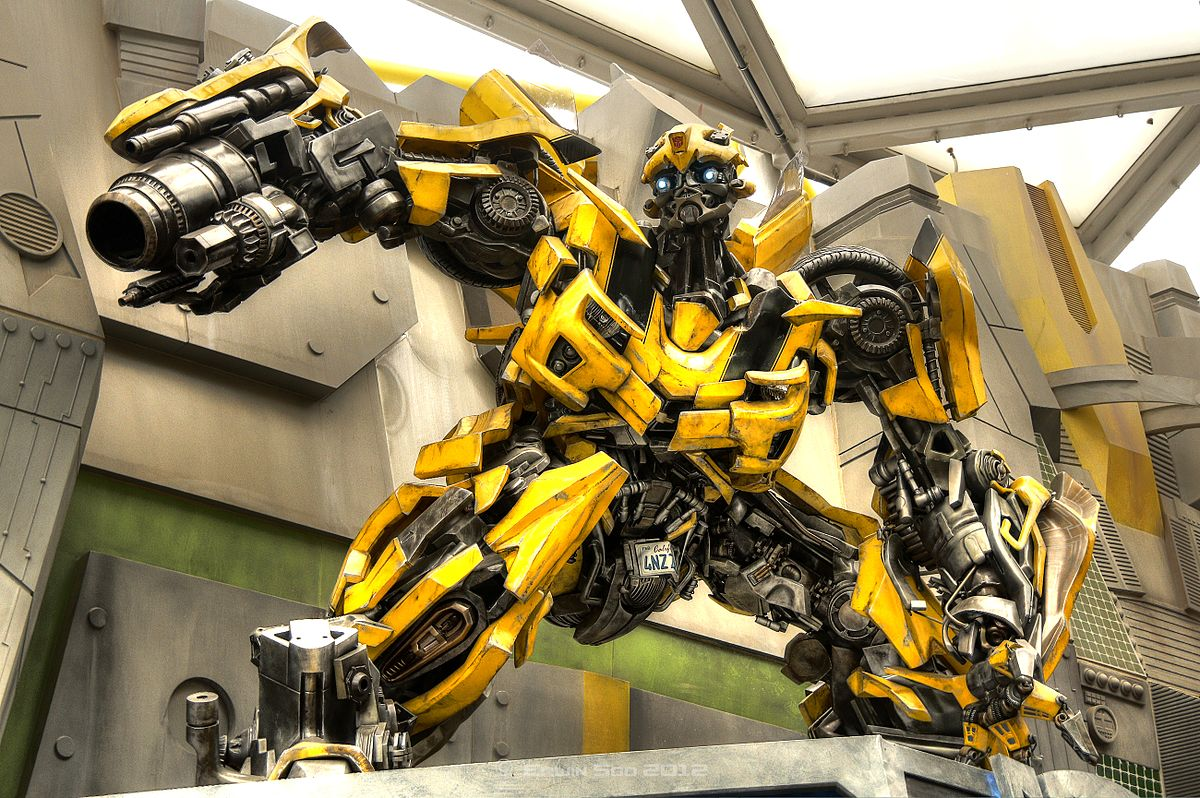 Bumblebee (Transformers) - Wikipedia, la enciclopedia libre