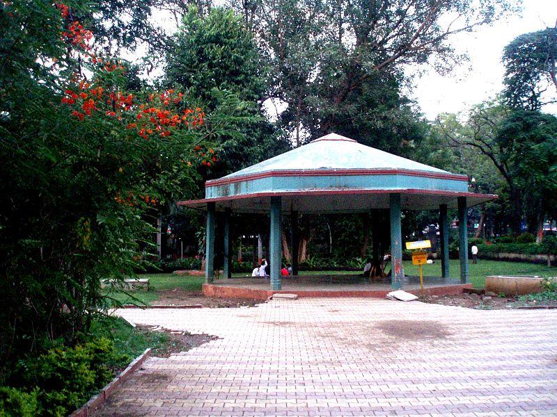 Bund Garden in Pune