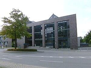 Bundesamt für Strahlenschutz - BfS main building in Salzgitter Lebenstedt