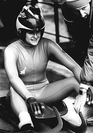 Gabriele Kohlisch - Kohlisch in 1989.