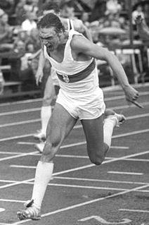 Frank Emmelmann East German sprinter