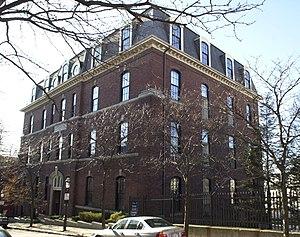 Bunker Hill School - Image: Bunker Hill School Boston MA 01