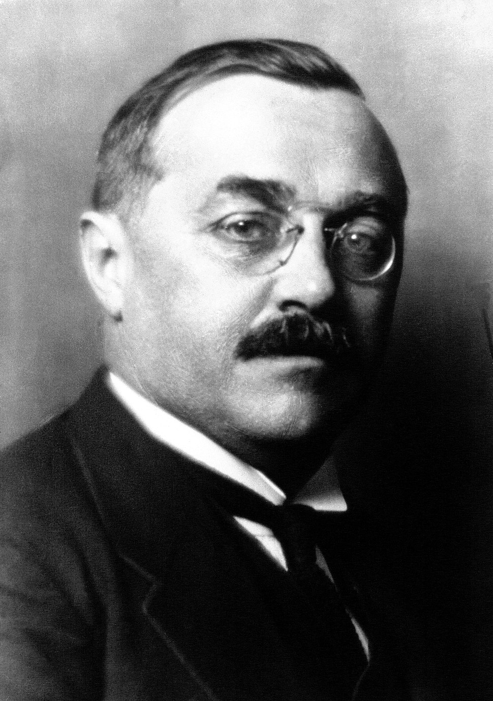 Buresch, Karl, Chancellor of Austria, Agence Mondial, BNF Gallica