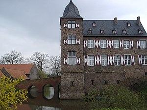 Weilerswist - Wasserburg Kühlseggen in Weilerswist