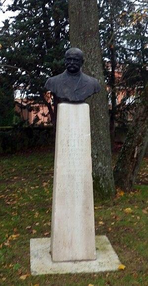 Pierre-Victor Galtier - Bust of Pierre-Victor Galtier
