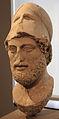 Busto di pericle, copia romana da orig. del 430 ac ca, da lesbo.JPG